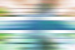 Fondo fresco della sfuocatura di velocità Fotografia Stock