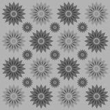 Fondo frolar gris libre illustration