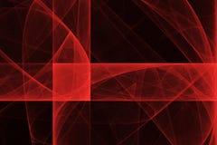 Fondo futurista abstracto ilustración del vector