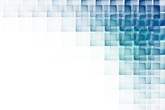 Fondo futurista abstracto Fotografía de archivo libre de regalías