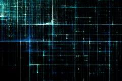 Fondo futurista abstracto Imagen de archivo libre de regalías