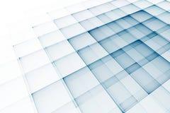 Fondo futurista abstracto Imágenes de archivo libres de regalías