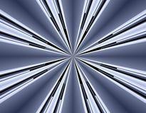 Fondo futurista del fractal Fotos de archivo libres de regalías