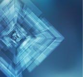 Fondo futurista del vector de la forma EPS10 ilustración del vector
