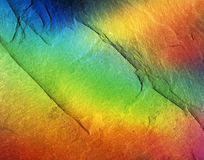 Fondo-G de piedra del color Fotografía de archivo libre de regalías