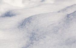 Fondo generale dei fiocchi di neve Fotografie Stock