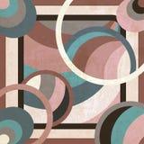 Fondo geométrico Imagen de archivo libre de regalías