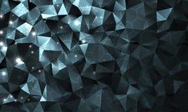 Fondo geométrico Fotografía de archivo libre de regalías