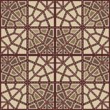 Fondo geométrico abstracto Fotografía de archivo libre de regalías