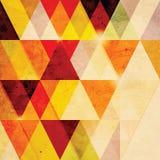 Fondo geométrico abstracto Imagen de archivo