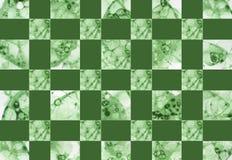 Fondo geométrico abstracto colorido con los cuadrados Foto de archivo