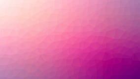 Fondo geométrico abstracto con el polígono triangular, polivinílico bajo Fotografía de archivo libre de regalías
