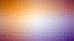 Fondo geométrico abstracto con el polígono triangular, polivinílico bajo Imagen de archivo