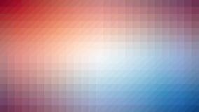 Fondo geométrico abstracto con el polígono triangular, polivinílico bajo Foto de archivo libre de regalías