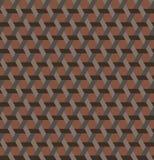 Fondo geométrico abstracto con las rayas del entrelazamiento Imagen de archivo