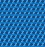 Fondo geométrico abstracto con las rayas del entrelazamiento Imagenes de archivo