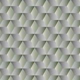 Fondo geométrico abstracto con los cubos Fotos de archivo libres de regalías