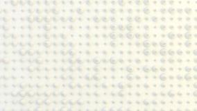 Fondo geométrico abstracto del arsenal aleatoriamente sacado de conos stock de ilustración
