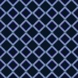 Fondo geométrico abstracto inconsútil Imagen de archivo libre de regalías