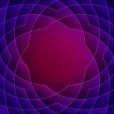 Fondo geométrico brillante Fotografía de archivo libre de regalías