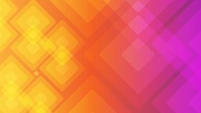 Fondo geométrico colorido abstracto moderno Formas con la composición de moda de las pendientes para su diseño stock de ilustración