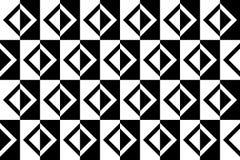 Fondo geométrico con los diamantes libre illustration