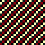 Fondo geométrico de cuadrados Libre Illustration
