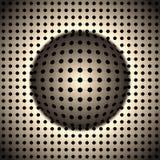 Fondo geométrico de las ilusiones Fotografía de archivo libre de regalías