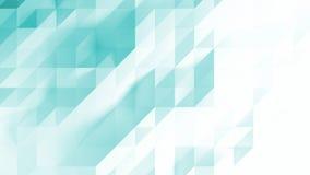 Fondo geométrico de los triángulos abstractos