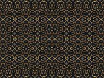 Fondo geométrico de lujo del adorno Imagenes de archivo