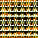 Fondo geométrico de pequeños triángulos libre illustration