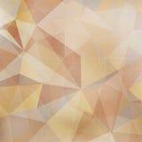 Fondo geométrico del triángulo abstracto ilustración del vector