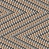 Fondo geométrico en sombras marrones naturales stock de ilustración