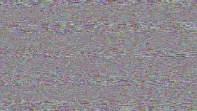 Fondo geométrico granoso iridiscente de la ciencia ficción 80s del extracto del extracto stock de ilustración