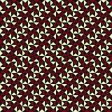 Fondo geométrico inconsútil de triángulos Stock de ilustración