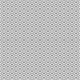 Fondo geométrico inconsútil decorativo del modelo del vector Foto de archivo
