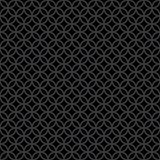 Fondo geométrico inconsútil decorativo del modelo del vector Fotografía de archivo