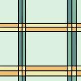 Fondo geométrico un modelo del color en una jaula Foto de archivo libre de regalías