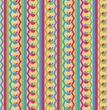 Fondo geométrico y colorido del modelo Imagen de archivo libre de regalías