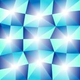 Fondo geometrico Immagini Stock Libere da Diritti