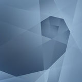 Fondo geometrico astratto Fotografie Stock Libere da Diritti