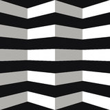 Fondo geometrico astratto delle linee struttura alla moda moderna Fotografia Stock Libera da Diritti