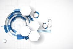 Fondo geometrico astratto variopinto per progettazione Fotografia Stock