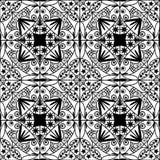 Fondo geometrico classico dell'estratto del modello Fotografie Stock