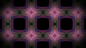 Fondo geometrico del caleidoscopio royalty illustrazione gratis
