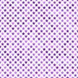 Fondo geometrico del motivo a stelle del pentagramma Fotografia Stock Libera da Diritti