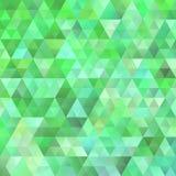 Fondo geometrico del poligono del triangolo di pendenza Fotografie Stock Libere da Diritti