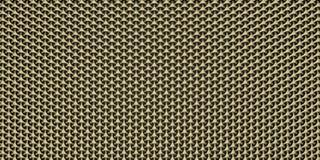 fondo geometrico della carta da parati dell'estratto del tessuto 3D Immagine Stock