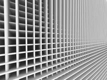 Fondo geometrico della struttura astratta di architettura Fotografia Stock