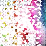 Fondo geometrico delle forme triangolari - Vektorgrafik di vettore ENV 10 royalty illustrazione gratis